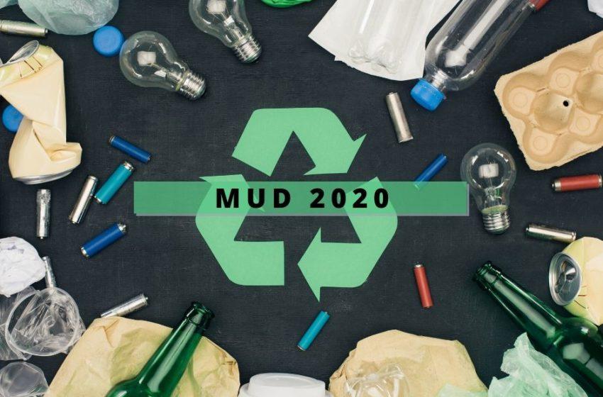 Mud 2020, dichiarazione annuale dei rifiuti scadenza Aprile 2020