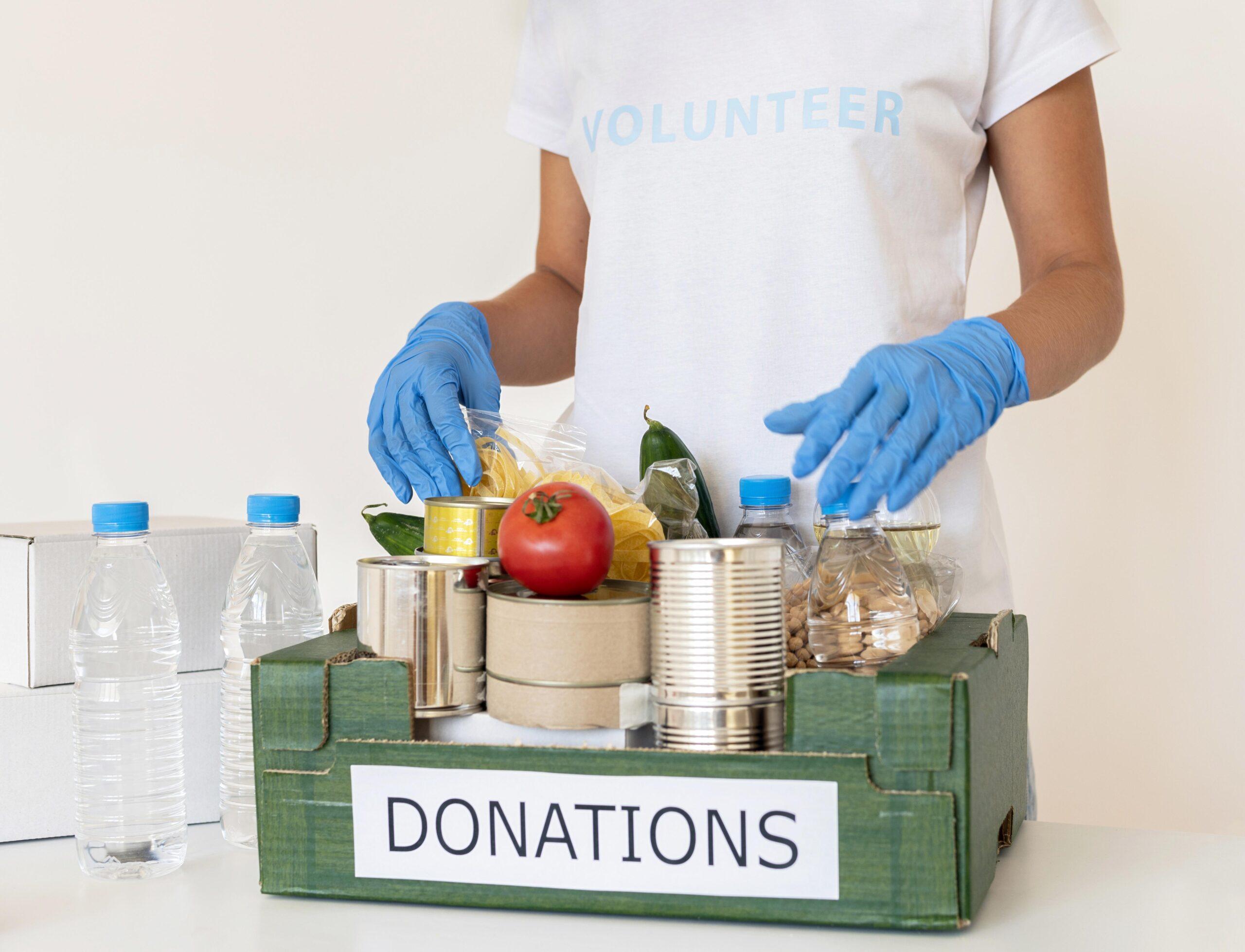 Donazioni alimentari: responsabilità dell'operatore del settore alimentare